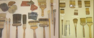 Tools for Graining and Marbling