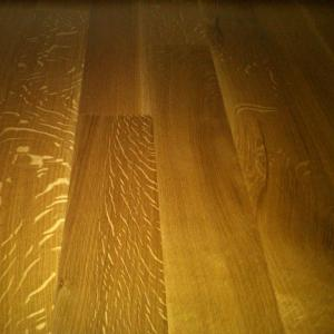 Oak Woodgraining With Trompe L Oeil Moldings A Stroke Of